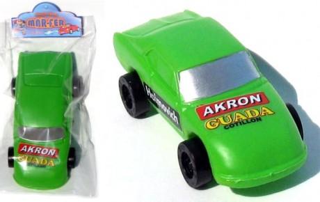 Auto Chevy de Plastico