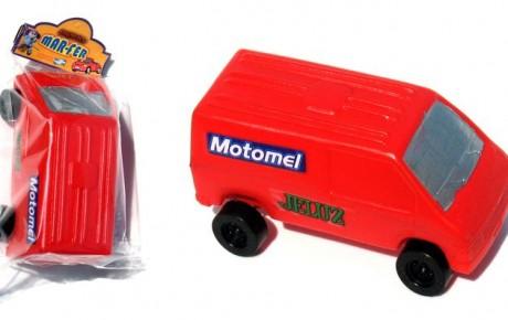 Camioneta de plastico trafic cotillon Guada